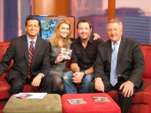 """Jason Sturgeon Stops by """"Tennessee Mornings"""" for Benefit Show"""