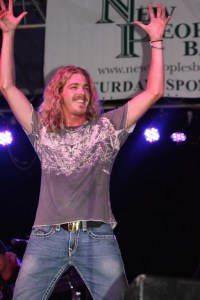 "Bucky Covington making several stops in Tennessee on ""Hometown"" tour"
