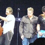 Rascal Flatts 2011 Summer Tour kicked off June 18, in Bristow, Va.