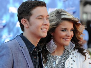 Opry Debut for Scotty McCreery and Lauren Alaina