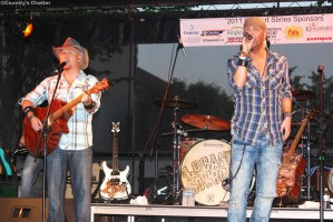 LoCash Cowboys and Zac Brown Band team up to rock Country Jam USA