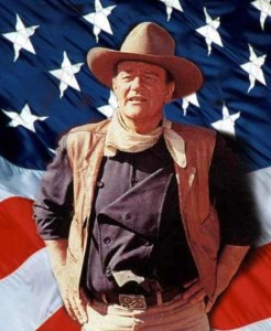 "John Wayne ""America – Why I Love Her"""