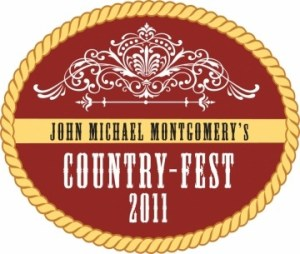John Michael Montgomery's Country-Fest, Sept. 23-24, in Winchester, Ky.