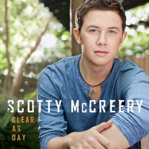 "Scotty McCreery's ""Clear as Day"" in stores Oct. 4, 2011"