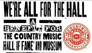 "First group of artists for Keith Urban's ""All for the Hall"" fund raiser announced"