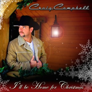 """Craig Campbell gives back by releasing """"I'll Be Home For Christmas,"""" Proceeds to benefit Wounded Warrior Project"""