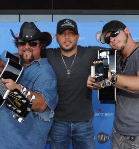 Colt Ford reacts to Jason Aldean Grammy nod