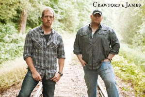 """From the first note, there's no denying that Crawford & James is all business…."""