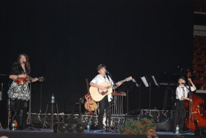 The Wright Kids, from America's Got Talent to opening for Lorrie Morgan
