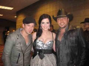 Broken Bow & Stoney Creek Records artists Jason Aldean and Thompson Square pick up nine total American Country Awards