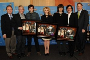 """BMI hosts party to celebrate The Band Perry's Two-week No. 1 song, """"All Your Life"""""""