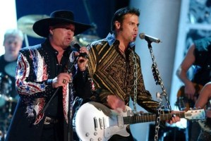 Montgomery Gentry hit New York this week for television appearances