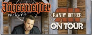 Randy Houser Is Heading To A City Near You!