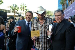 If you missed any of the ACM's–here's who won, along with a few Red Carpet photos
