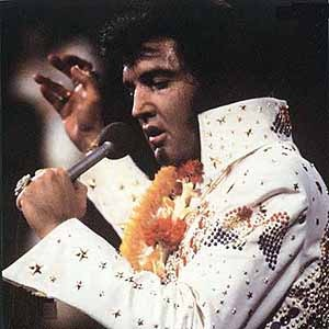 Who is buried in Elvis' tomb? The answer could be 'YOU'