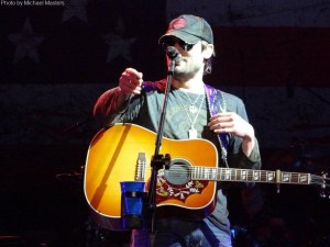 Eric Church fans were not very happy about his canceled concert