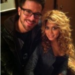 Danny and Leyicet Gokey expecting first child in January