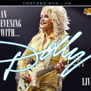Dolly Parton celebrates going Gold, with Cracker Barrel two-disc set