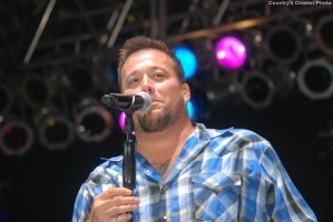 Uncle Kracker made his audience 'Smile' at the Appalachian Fair in Gray, Tenn.