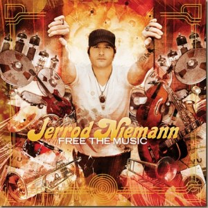 "Jerrod Neimann's sophomore album ""Free the Music"" in stores now"