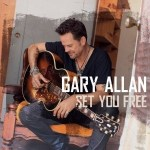 Gary Allan's Set You Free Debuts at #1 on Billboard