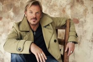 Phil Vassar performing in Bristol on Valentine's Day