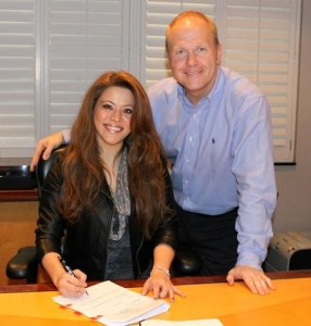 Angie Johnson signs with Sony/ATV Music Publishing