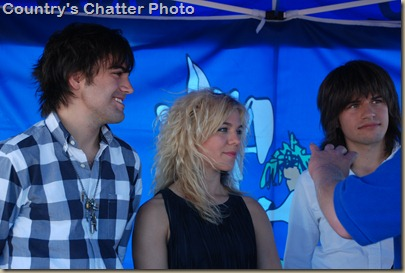 The band perry 021