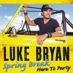 Win an autographed copy of Luke Bryan's new CD, Spring Break Here to Party