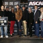 Randy Houser and peermusic Nashville Celebrates #1 Song with Neil Thrasher and Vickey McGehee