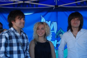The Band Perry will put on free show for hometown