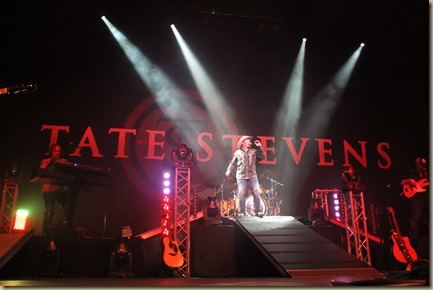 Tate Stage Lights 4 - Ken Smithers