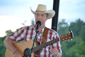 Local artist, James Meadows, to headline Man of Steel Campaign fund raiser