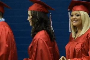 Lauren Alaina graduates from high school