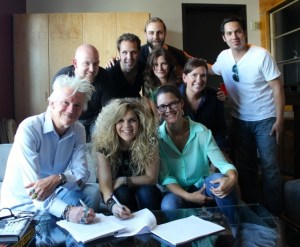 HitShop Records signs dynamic new talent Natalie Stovall and The Drive