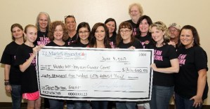 Martina McBride fans raise over $40,000 for breast cancer research