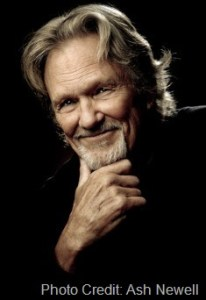 Kris Kristofferson Joins Television Series, Troubadour, TX