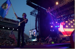 Ronnie Dunn at Oklahoma Twister Relief Concert, July 6, 2013