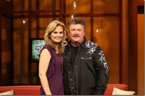 """Joe Diffie Guests on """"GAC Daily Countdown"""""""