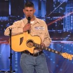 Jimmy Rose makes it to the final three on America's Got Talent