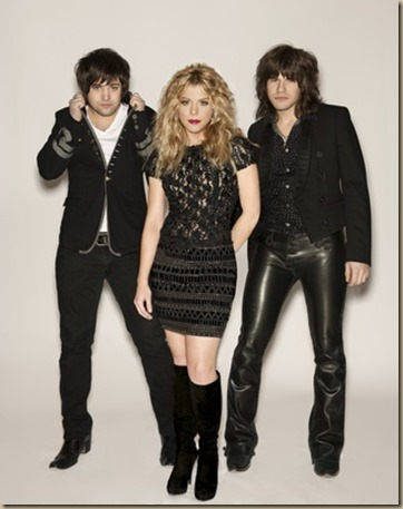 Band Perry nwst
