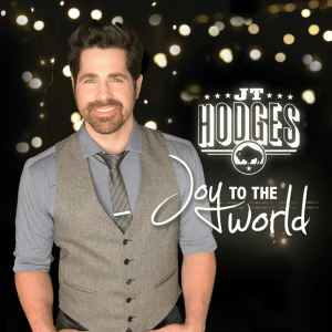 J.T. Hodges stars in Hallmark Channe holiday movie, Finding Christmas