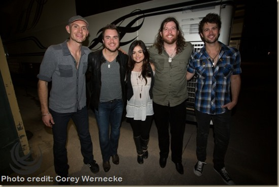 Eli Young Lucy Hale 2