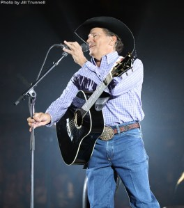George Strait to bring it home with star-studded lineup for final show at AT&T Stadium in Arlington, Texas
