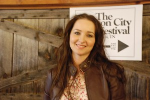 Reagan Boggs brings her music to The Johnson City Folk Festival