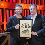 Craig Morgan celebrates five year anniversary as member of the Grand Ole Opry