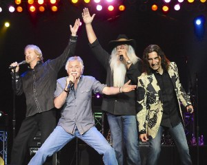 Oak Ridge Boys Ink Deal With Cleopatra Records To Release Their First Ever Live Country Album