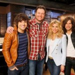 The Band Perry will advise Team Blake on The Voice