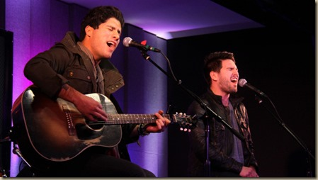 Dan and Shay 1