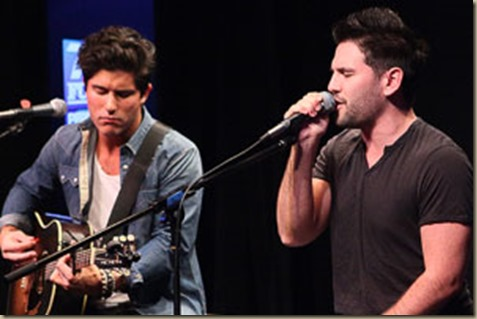 Dan and Shay